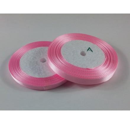 Fita Cetim 10mm 25 Metros - Rosa