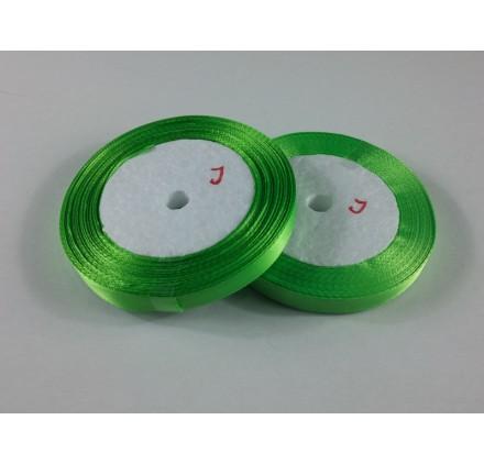 Fita Cetim 25mm 25 Metros - Verde