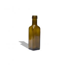10cl 100 ml - Skleněná láhev Orquidea