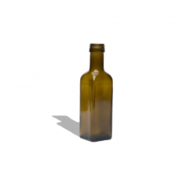 10 cl 100ml - Glass Bottle Orquidea