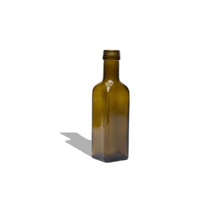 10cl 100 ml - Glasflasche Orquidea