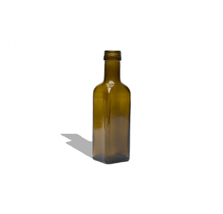 10cl 100ml - Glass Bottle Orquidea