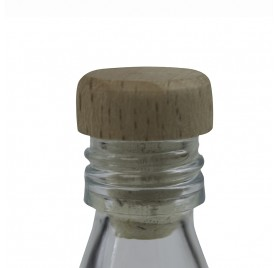 Miniature bois capsule 100ml