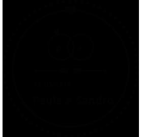 Rotulo Garrafa Modelo 1