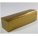 SFERE oro cantinetta boîte pour 1 bouteille