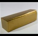 Sfere Oro Cantinetta Box für 1 Flasche