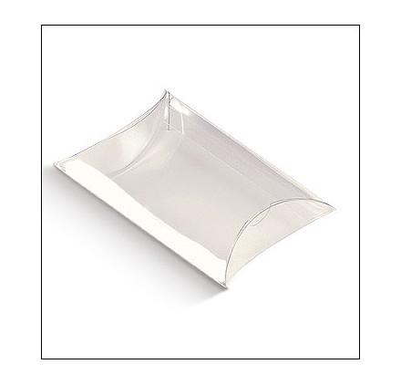 Transparente Acetat Box Busta 100x100x35mm