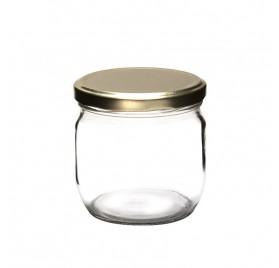 37 cl großes Glas 370 ml Flasche