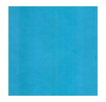 papel de embrulho kraft verjurado natural cor azul
