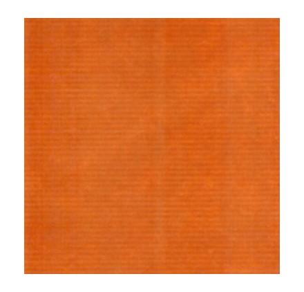 papel de embrulho kraft verjurado natural cor laranja