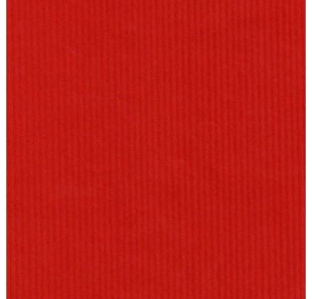 papel de embrulho kraft verjurado natural cor vermelha