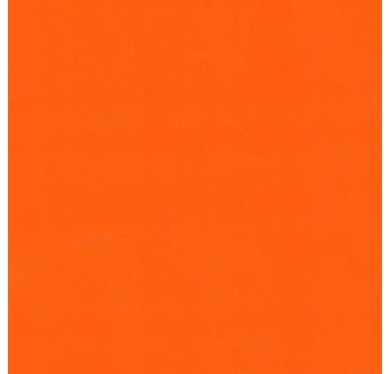 papel de embrulho liso laranja