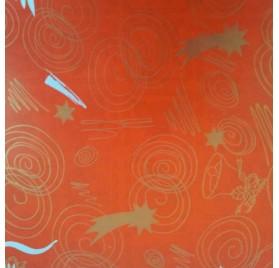 papel de embrulho liso vermelho natal2