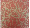 paper kraft natural red lines wrapping verjurado