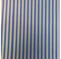 papir Kraft naturlige blå linjer verjurado indpakning