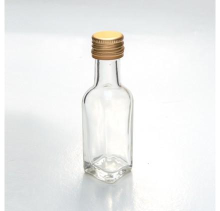 botellitas de cristal para rellenar varias capacidades