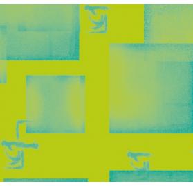 Papel de embrulho kraft azul escuro