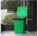 Bolsa para lixo Negro 80x120cm 60my