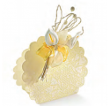 Caixa miele borsa rotonda 58x40x85mm