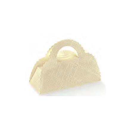 Caixa seta avorio clip 100x40x68mm
