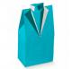 Caixa seta bluette camicia 50x30x100mm
