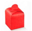 Arrow boîte rosso cubetto 50x50x55mm