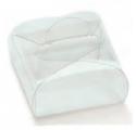 Transparent acetate box miniastuccio 50x50x20mm