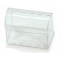 Cofanetto transparent acetate box 100x70x75mm