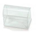 COFANETTO transparente Acetat-Box 100x70x75mm