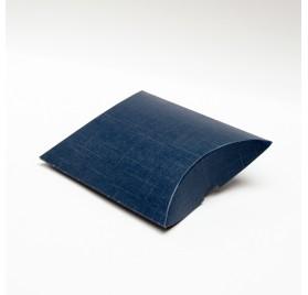 caixa juta blu busta 110x120x35mm
