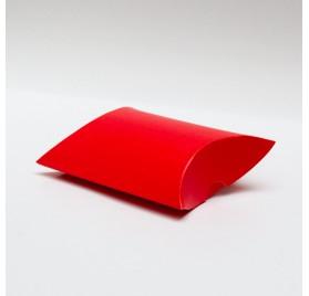 Busta seta rosso 100x100x35mm