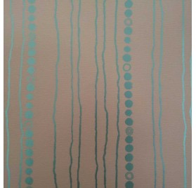 papel de embrulho liso rosa riscas e linhas