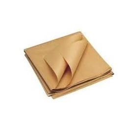 Hnedý papier kraftliner 60 x 80