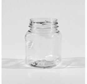 200 ml PET-Flasche square Modell bl