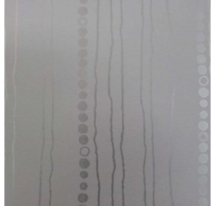 papel de embrulho liso cinza com riscas prateado