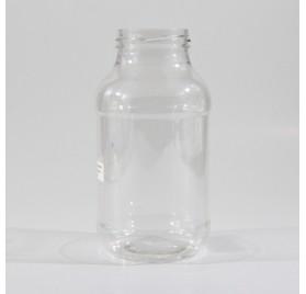 PET flaske 1000ml sylinderformet modell bl