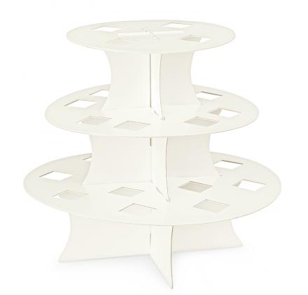 Torre perlato para brindes simples 3 planos com 24 furos