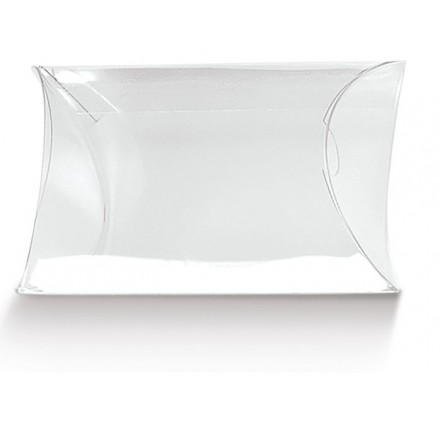 Caixa acetato transparente busta 160x110x40mm