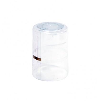 transparent optrækkelige sikkerhedsforsegling 24mm