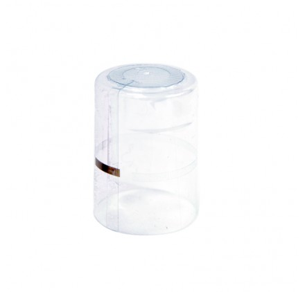 transparent retractable safety seal 24mm