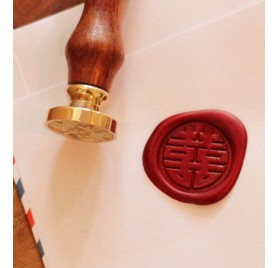 Wax seal black or red