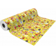 child wrapping paper Happy