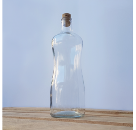Pudel 840ml apelsinimahla