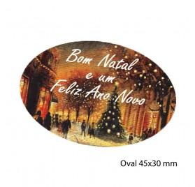 Etiqueta - Feliz Natal 3