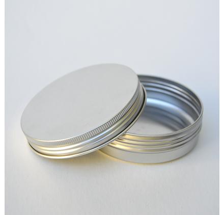 Frasco aluminio balsamo