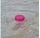5 ml pullo vaaleanpunainen