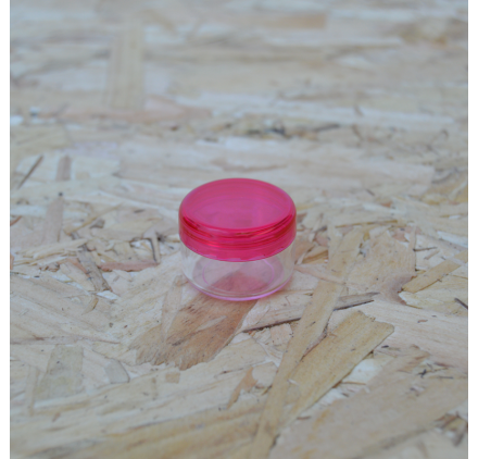 Flask 5ml Pink