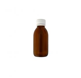 Breiten Mund Gelb 125 ml Flasche