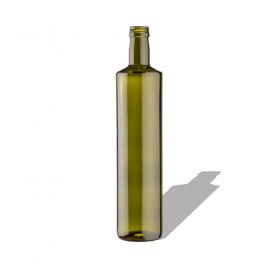 Mörka glasflaskor Lotus 500 ml 50 cl