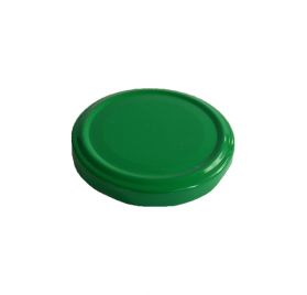 Tapa Metálica Verde